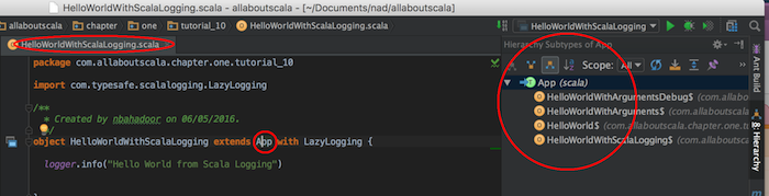 intellij shortcut open type hierarchy